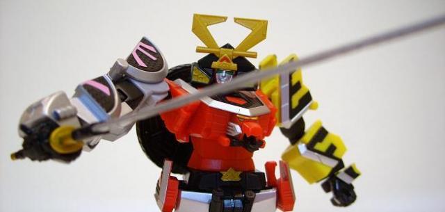 Super Robot Chogokin: ShinkenOh