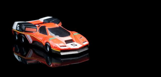 Cyber Formula Collection Volume 1: Aoi Superion GT