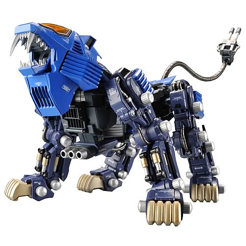 Zoids Shield Liger Big Zoids with Real Me...