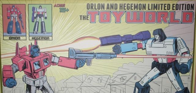Orion vs. Hegemon