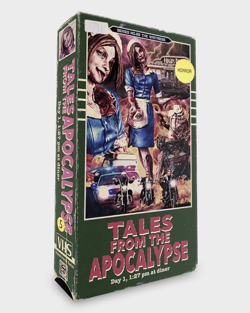 Tales from the apocalypse Vol 2