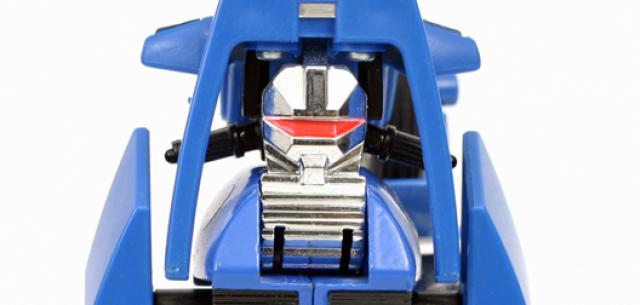 Super Gobot Throttle