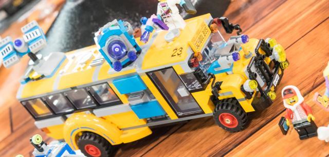 Toy Fair 2019 Lego   CollectionDX