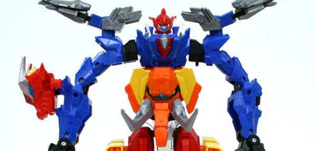 Ultra Beast Force 3-in-1