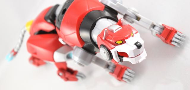 Voltron - Legendary Red Lion
