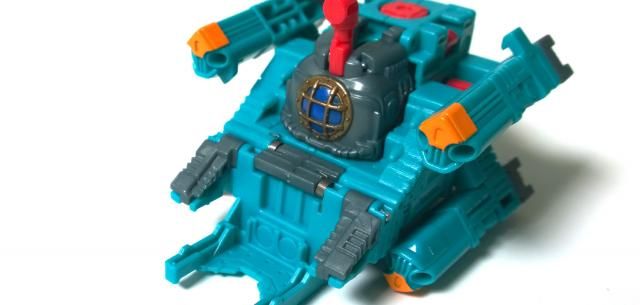 Zip Builder Bikuru Diver Vehicle 04