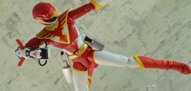 Jetman Red Hawk