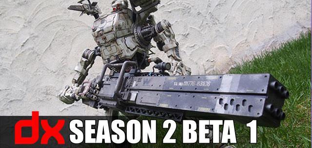 CollectionDX Season Two Beta Episode 1