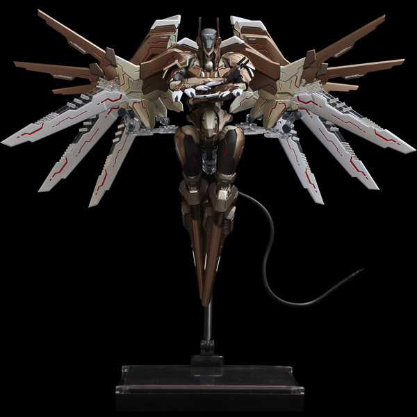Riobot Anubis From Zone Of The Enders Updated Collectiondx