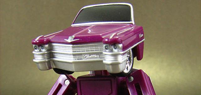 Cadillac Coupe Deville '63