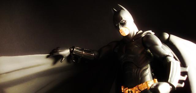 Sci-Fi Batman