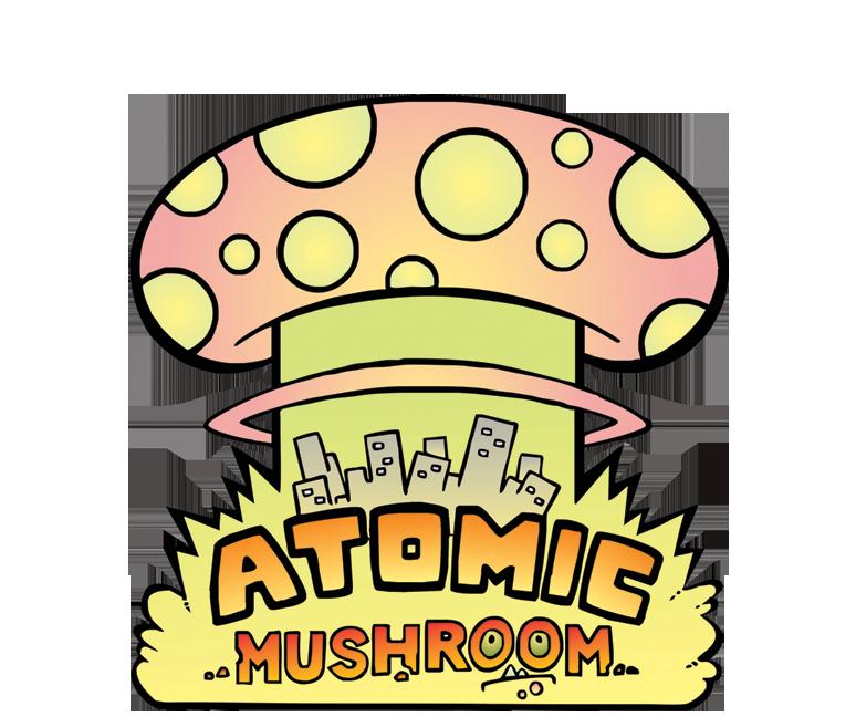 Atomic Mushroom Toys