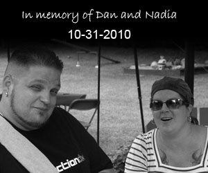 In Memory of Dan and Nadia Webber