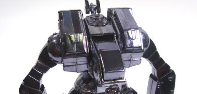 Spartan Metalize Custom