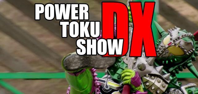 Power Toku Show DX