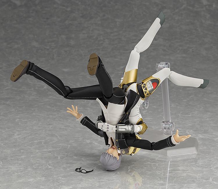 Figma Yu Narukami From Persona 4 Arena Ultimax Collectiondx