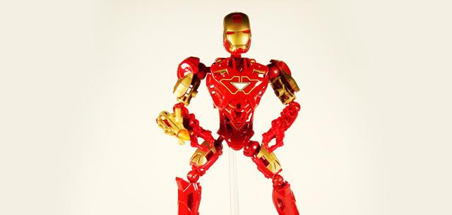 Iron Man Mark VI Techbot