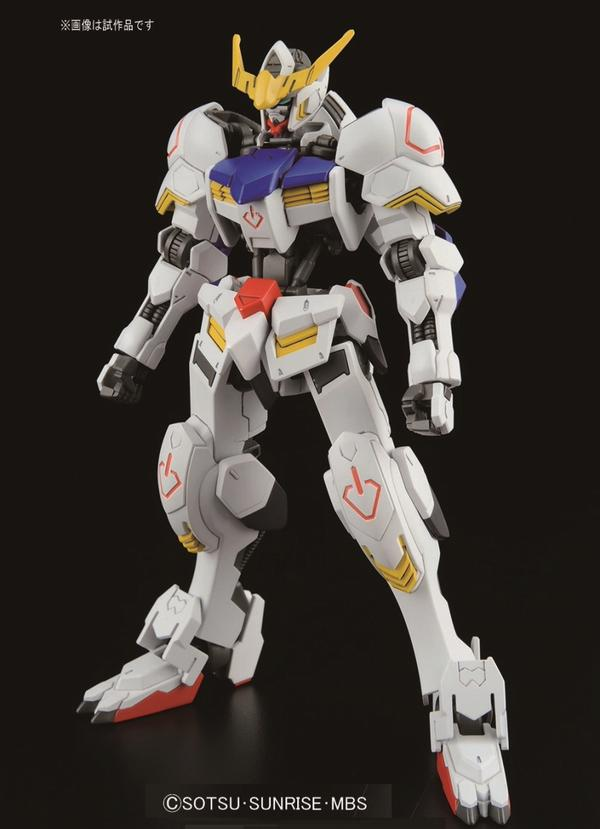 High Grade Gundam Barbatos From Mobile Suit Gundam Iron Blooded Orphans Updated Collectiondx