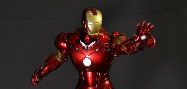 EZHobi Hyper Gokin Iron Man Mk III