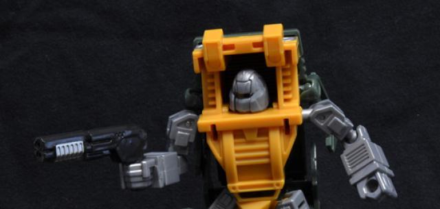 iGear Mini Warriors Hench