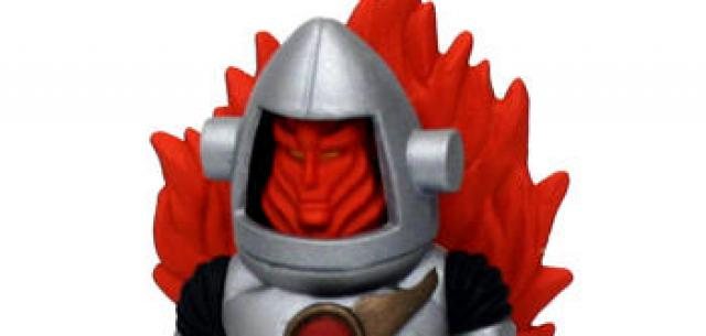 Inferno, the flame man of Mercury
