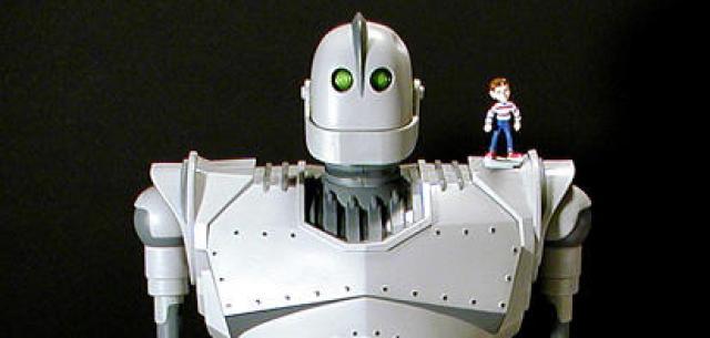 Ultimate Iron Giant