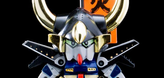 SD Gundam Cloth Musha MKII