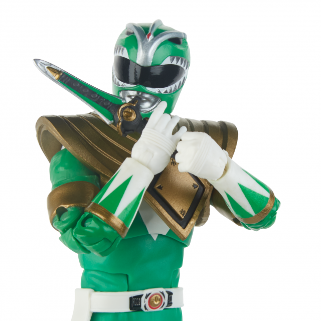 Hasbro Green Ranger VS Putty