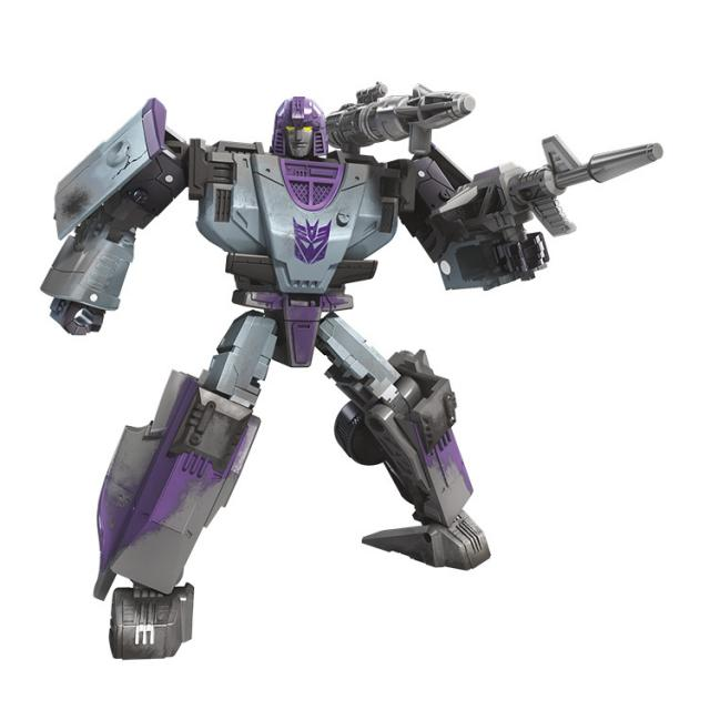 Transformers: Generations War for Cybertron Series-Inspired Deluxe Decepticon Mirage