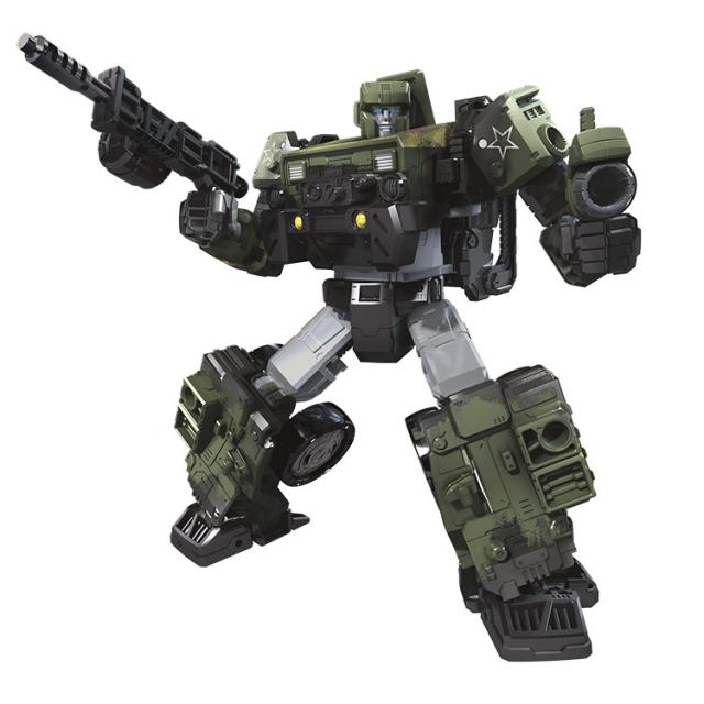 Transformers: Generations War for Cybertron Series-Inspired Deluxe Autobot Hound