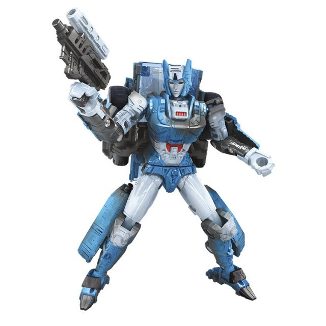 Transformers: Generations War for Cybertron Series-Inspired Deluxe Chromia