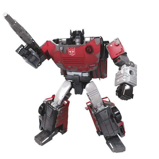 Transformers: Generations War for Cybertron Series-Inspired Deluxe Sideswipe