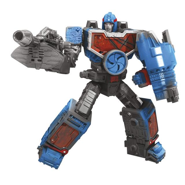 Transformers: Generations War for Cybertron Series-Inspired Deluxe Scrapface