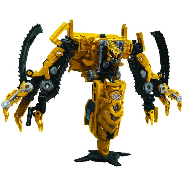 Transformers: Studio Series 67 Voyager Transformers: Revenge of the Fallen Movie 2 Constructicon Skipjack
