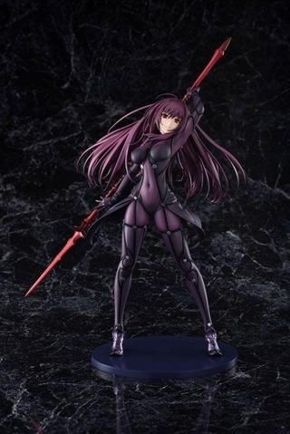 Fate/Stay Night Lancer Scathach Figure