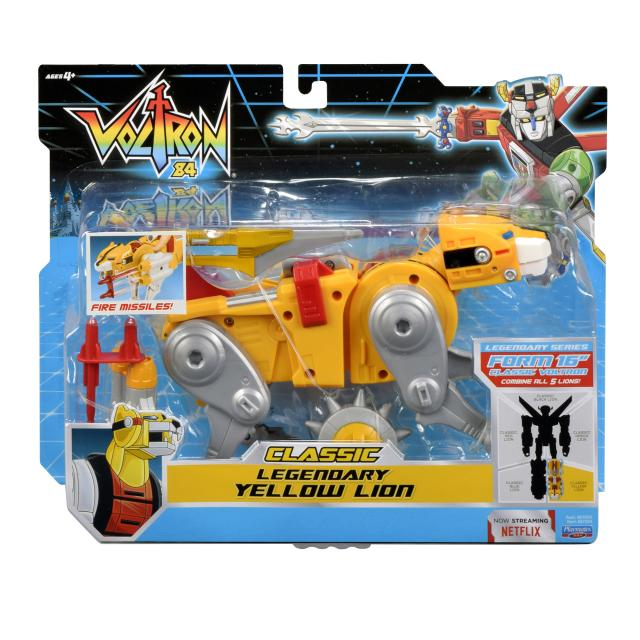 Voltron Classic 84 Legendary Lion Collection Collectiondx