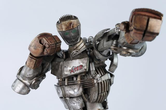 new images for 3a x dreamworks real steel atom collectiondx
