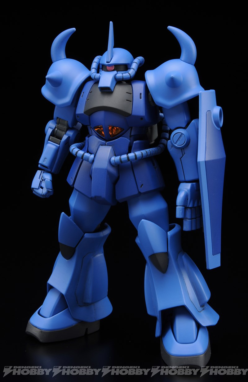 Hguc Gouf Revive From Mobile Suit Gundam Collectiondx