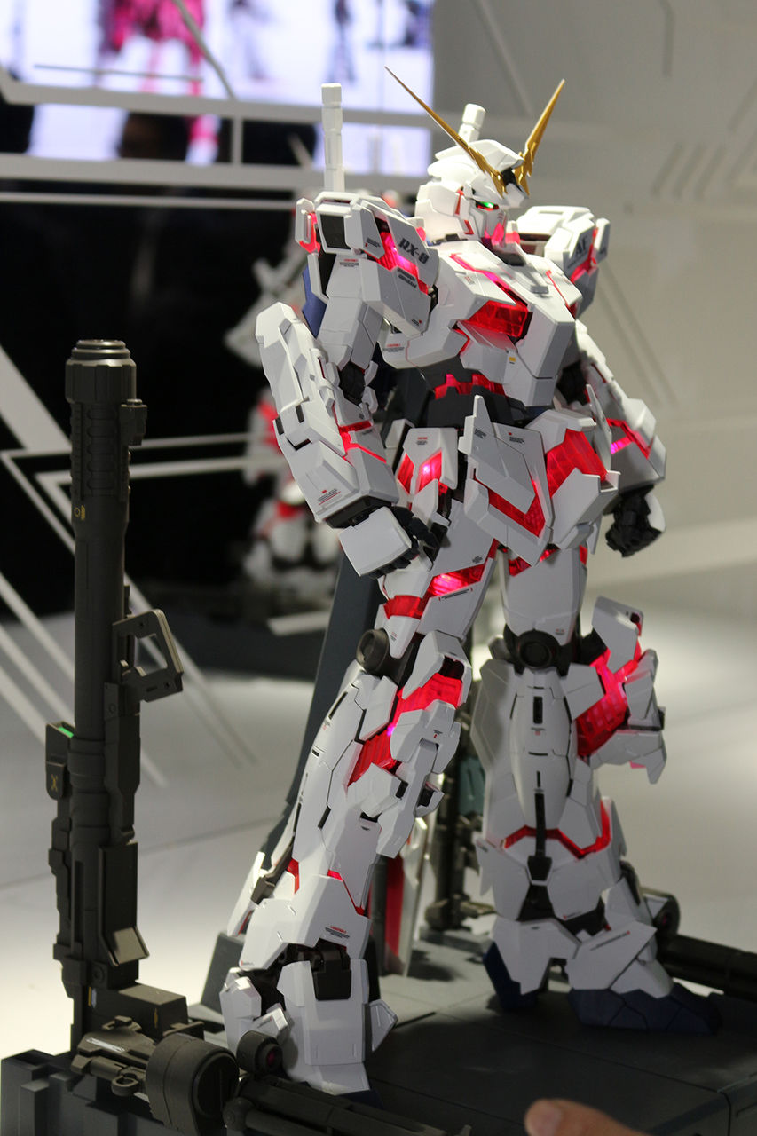 Perfect Grade Rx 0 Unicorn Gundam Updated Collectiondx