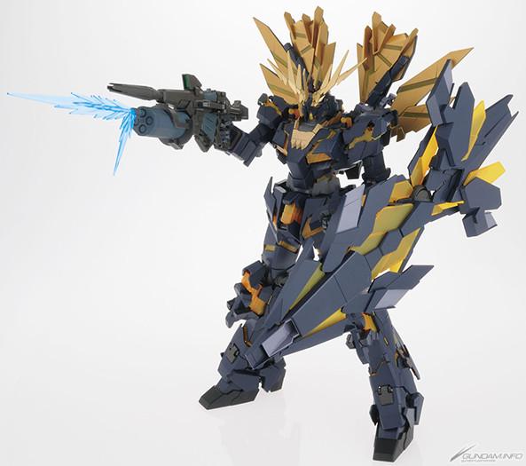 Perfect Grade Unicorn Gundam Unit 2 Banshee Norn Updated