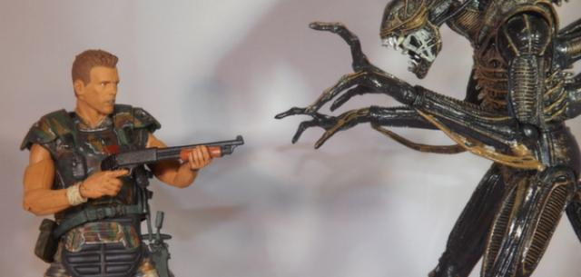 NECA Aliens Series Hicks