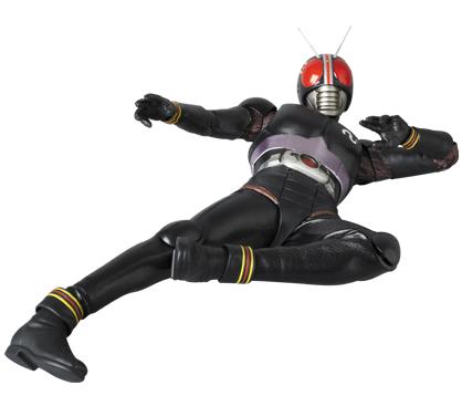 Real Action Hero DX Kamen Rider Black 1 5 | CollectionDX