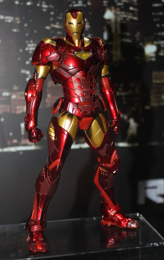 Re:Edit Iron Man Extremis Armor | CollectionDX