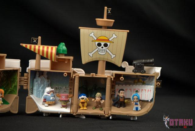 one piece going merry bandai