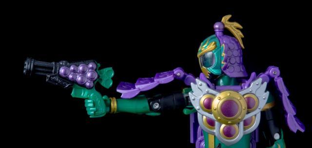 Kamen Rider Ryugen Budou Arms