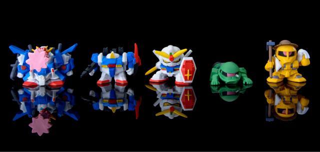 Ganbare! SD Gundam
