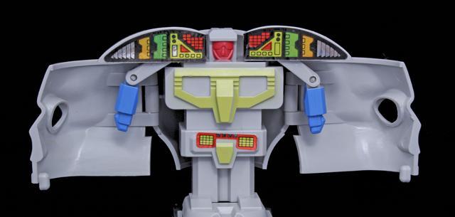 Skull Robot Change Robo