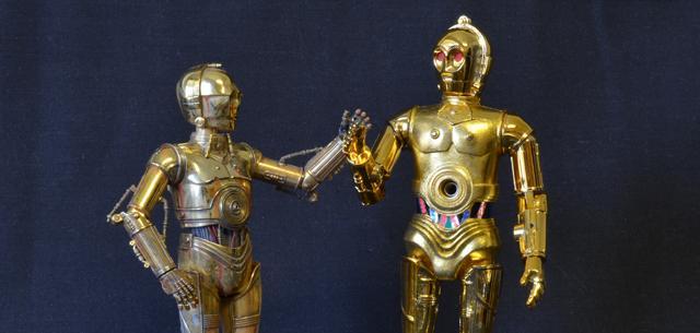 Takara diecast Star Wars C-3PO