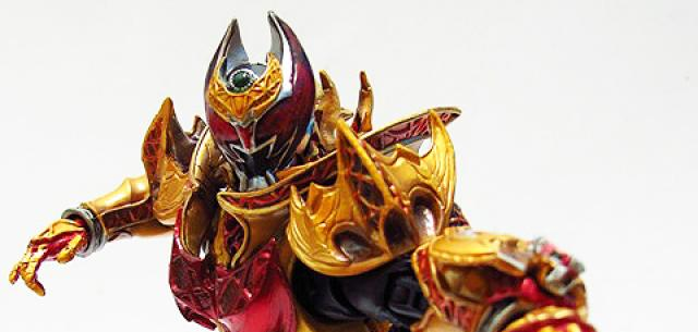 Kamen Rider Kiva Emperor Form | CollectionDX