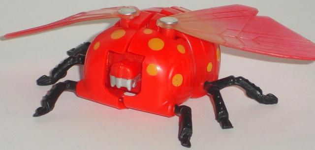 Lady Bug Robot